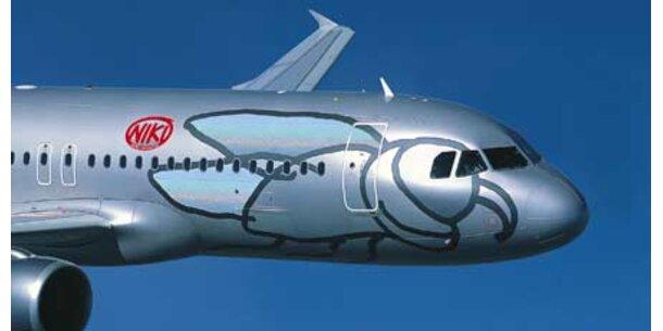 Fly Niki plant weiteren Streckenausbau