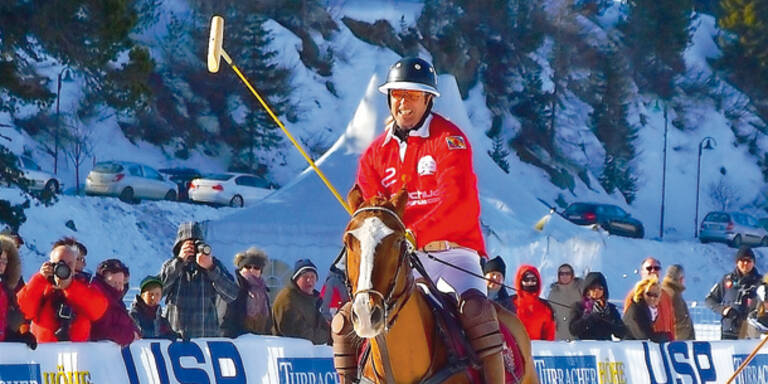 Eis-Polo-EM: Silber für Österreich