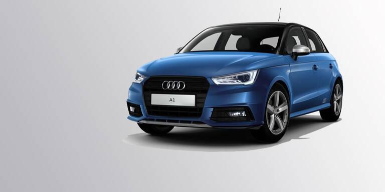 """Audi bringt jetzt den """"A1 Austria"""""""