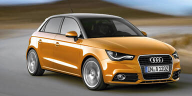 Audi A1 Sportback: Erste Fotos und Infos