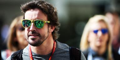 Formel1: Ex-Weltmeister Alonso nach Unfall in Krankenhaus