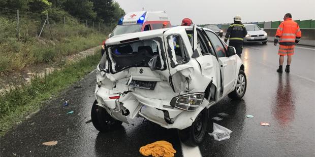 A21 Crash