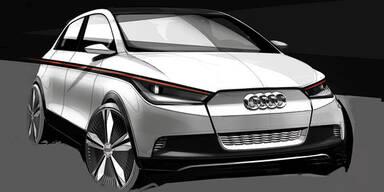 So sportlich wird der neue Audi A2