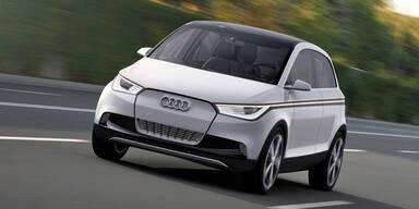 Audi veröffentlicht Fotos vom A2 concept