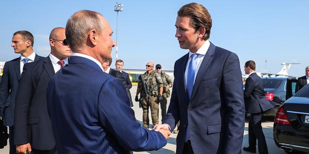 Kurz Putin