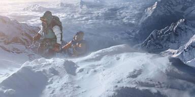 Everest: Packendes Bergsteiger-Drama