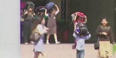 Schweres Erdbeben in Taiwans Hauptstadt