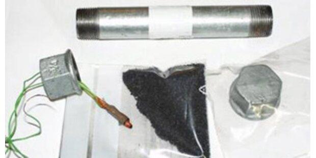 Rauchfangkehrer als Bombenbastler vor Gericht