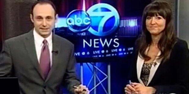 US-Moderatoren kündigen live im TV