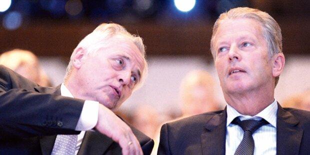"""""""5-Milliarden-Euro-Pensions-Pläne der SP"""" echauffieren VP"""