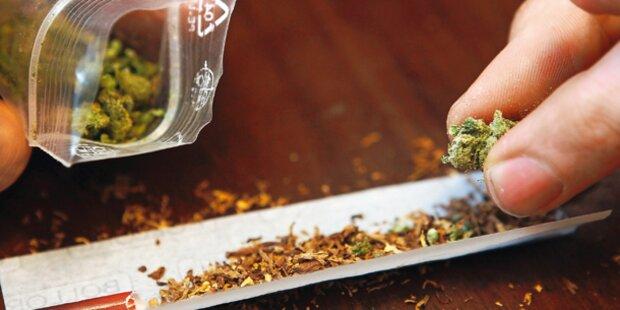 34.000 Österreicher haben Drogenprobleme