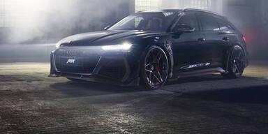 Dieser 800 PS starke Audi RS6 ist was ganz Besonderes