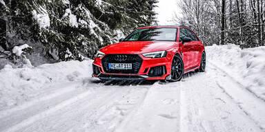 Neuer Audi RS4+ mit bis zu 530 PS