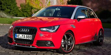 Audi A1 S-line mit 210 PS von Abt