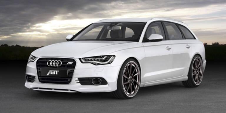 AS6 Avant: Neuer Audi A6 Kombi von Abt