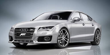 Audi A7 von Abt für den Genfer Autosalon