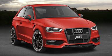 Jetzt geht der Audi A3 von Abt an den Start