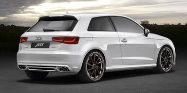 AS3: Das ist der neue Audi A3 von Abt