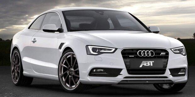 Jetzt kommt der neue Audi A5 von Abt