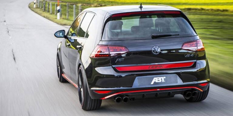 VW Golf VII GTI mit 300 PS