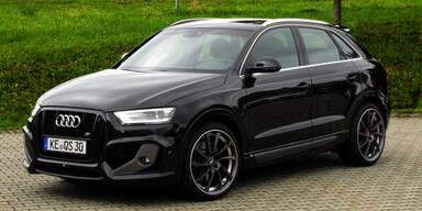 Mehr Leistung für den Audi Q3