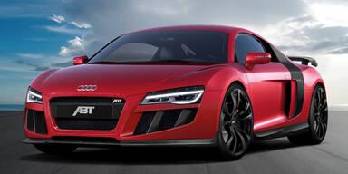 """""""Neuer"""" Audi R8 V10 von Abt"""
