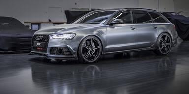 730 PS starker Audi RS6 ist ausverkauft