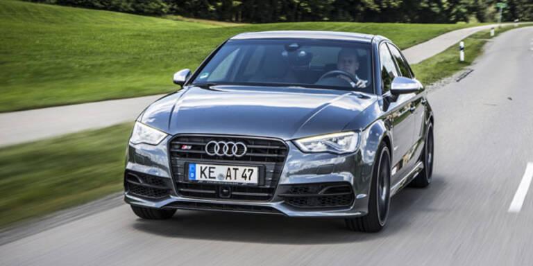 Audi S3 mit satten 400 PS
