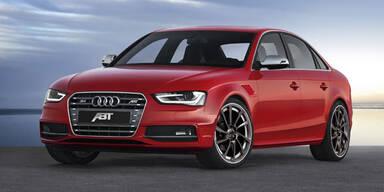 Leistungsplus für den neuen Audi S4