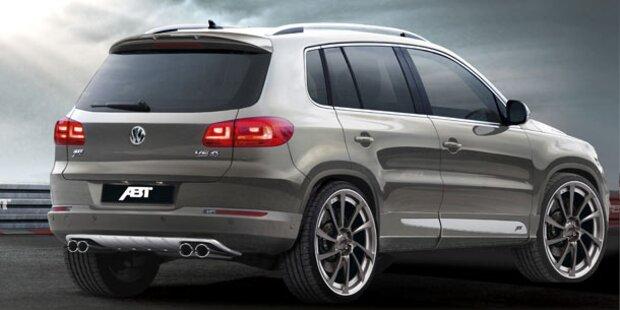 Der neue VW Tiguan von ABT