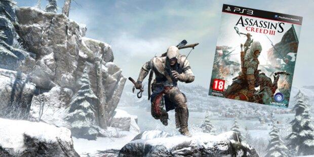 Erste Infos zu Assassin's Creed 3