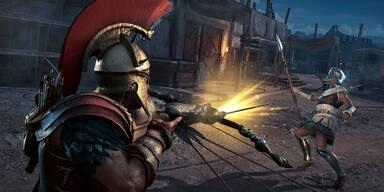 Neuer Inhalt für Assassin's Creed Odyssey