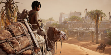 Assassin's Creed Origins: Gratis Add-On