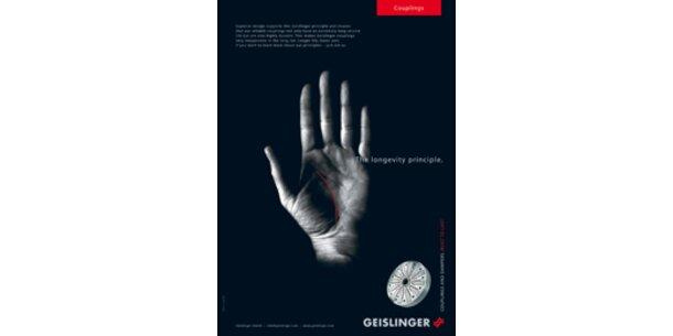 Neuer Werbeauftritt für Geislinger