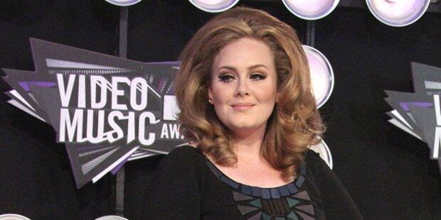Verkaufshoch dank Adele
