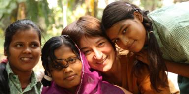 Hilfsprojekte in Indien