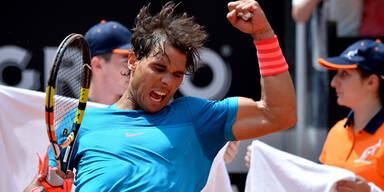 Frauen träumen von Seitensprung mit Nadal