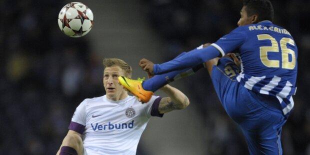 1:1! Austria erkämpft Remis gegen Porto