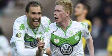3:1! Wolfsburg holt erstmals DFB-Pokal