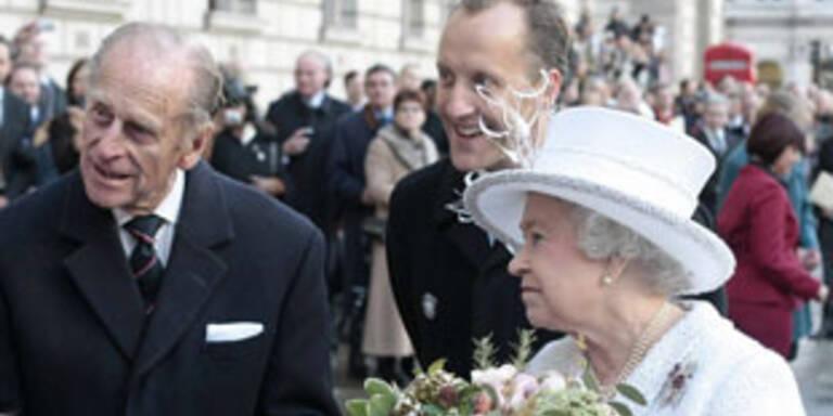 Queen Elizabeth II. und Prinz Philipp