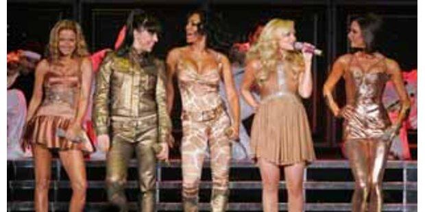 Spice Girls-Tour wird zum totalen Zicken-Krieg