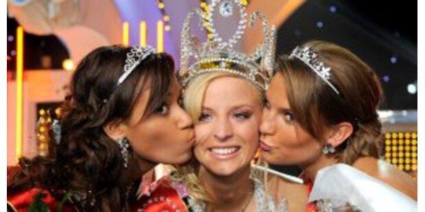 Miss Belgien spricht nur Französisch