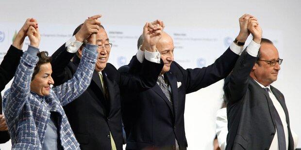 Klima-Vertrag: Jubel & Kritik