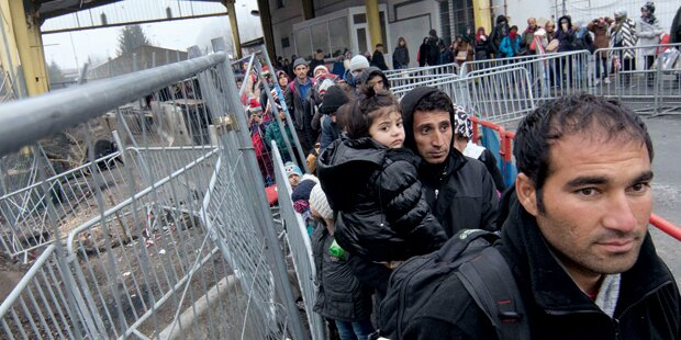Heuer 86.500 Asyl-Anträge