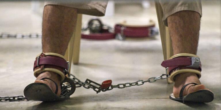 Menschenrechtler fordern Schließung Von Guantanamo