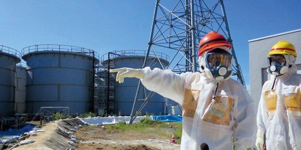 Todesstrahlung im AKW Fukushima