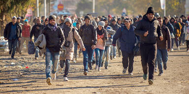 Flüchtlinge kosten uns 1,82 Mrd.