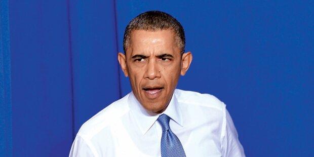Obama läuft in den Finanz-Crash