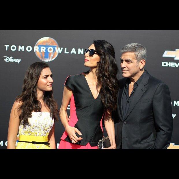 Nackt Amal Clooney  Amal Clooney