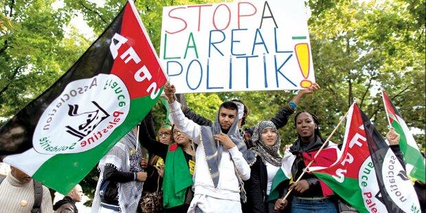 Wien zittert vor Anti-Israel Demo